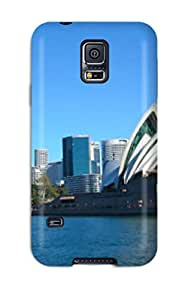 7484896K93143997 durable Protection Case Cover For Galaxy S5(sydney City)