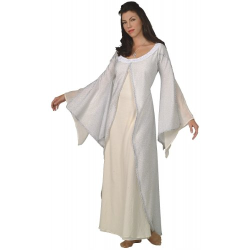 Arwen Dress Adult Costumes (Lord of the Rings: Deluxe Adult Arwen Halloween Costume)