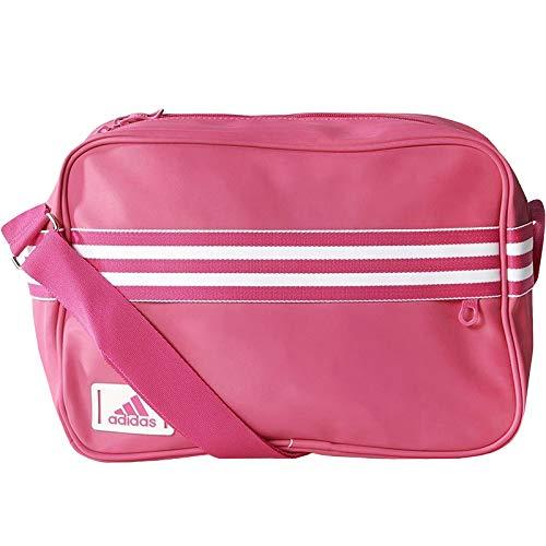 Bags Adidas Messenger - adidas Performance Girls Enamel Shoulder Bag - Pink -M