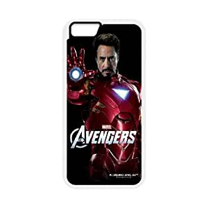 iPhone 6 4.7 Inch Cell Phone Case White The Avengers Iron Man FY1510594