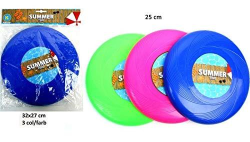 SoBazar Disque Volant 25 CM Frisbee
