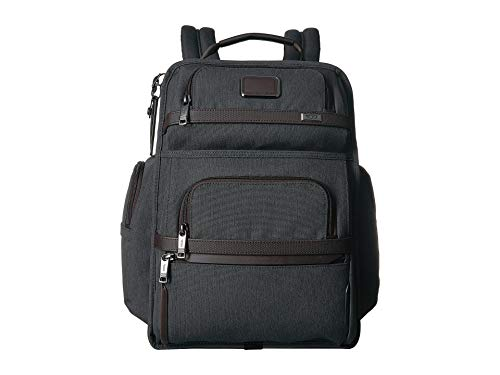 TUMI - Alpha 3 Brief Pack - 15 Inch Computer Backpack for Men and Women - Anthracite