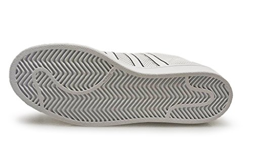 Adidas Originals Mænds Superstjerne FunDamet Afslappet Sneaker ctAu33u8