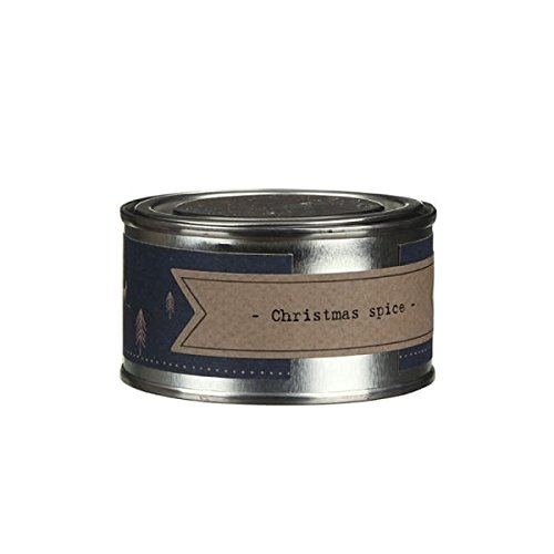 East of India Winterland Candle Christmas Spice