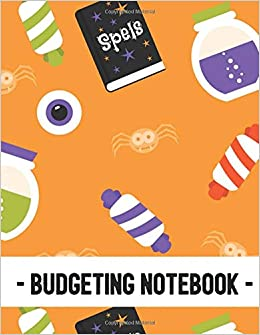 budgeting notebook personal money management with calendar 2018