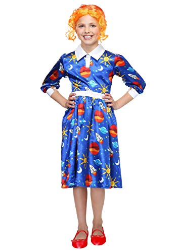 Children's Character Costumes (Magic School Bus Ms. Frizzle Kids Costume)