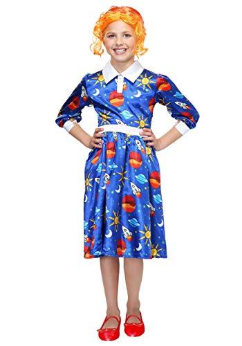Magic School Bus Ms. Frizzle Kids Costume Medium