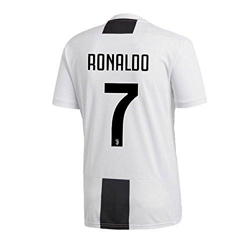 Turin Maillot Ronaldo 7 Football 2019 De Juventus Domicile 2018 Homme Pour La Adidas BCxZYwqx