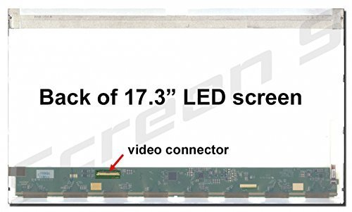 Alienware Notebook Repair (Dell ALIENWARE M17X R3 Replacement Screen for Laptop LED HDplus Matte)