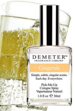 Demeter Gingerale - Cologne Spray For Women 1 Oz
