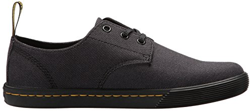 Black Eyelet 3 Textile Martens Shoes Santanita Dr Womens agq4wW0