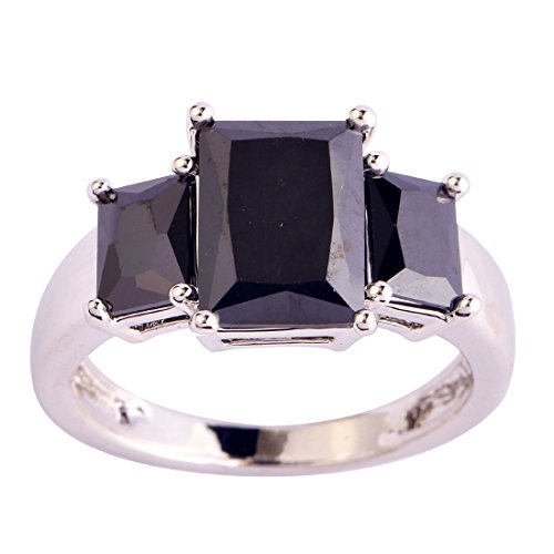 Lingm (Black Tiara With Stones)