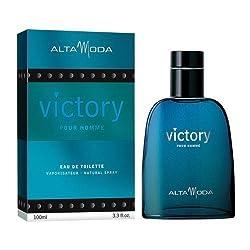 VICTORY POUR HOMME BY ALTA MODA COLOGNE FOR MEN 3.3 OZ / 100 ML EAU DE TOILETTE SPRAY