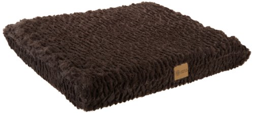 American Kennel Club Orthopedic Crate Pet Bed, 24 by 19-Inch,  Brown ()