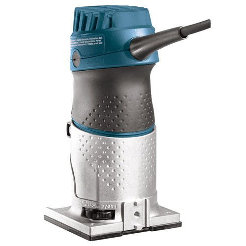 Bosch PR20EVSK-RT Colt Palm Grip 5.7 Amp 1-Horsepower Fixed Base Variable Speed Router with Edge Guide (Certified Refurbished)