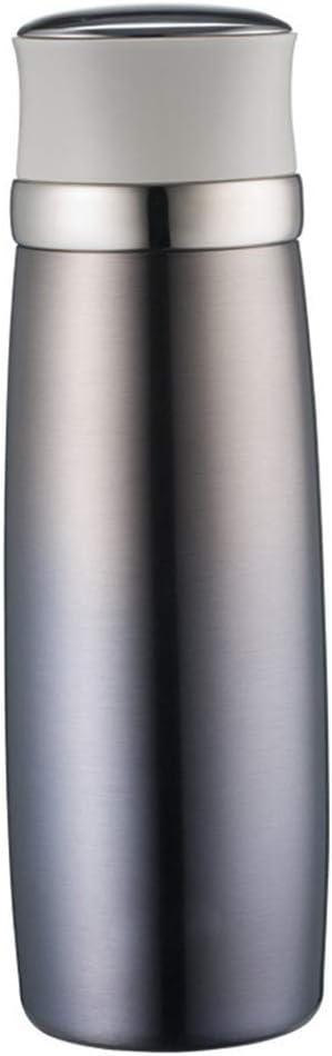 HAFIL Thermosbecher Hochwertige Keramik-Isolierschale Tragbarer Wasserbecher Aus Edelstahl