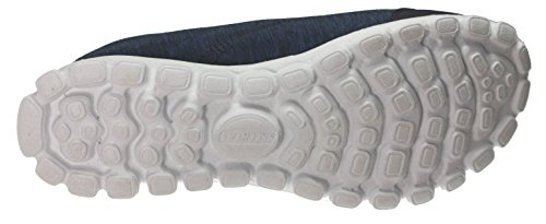 Skechers Sport Donna Ez Flex 2 Fashion Sneaker Blu / Bianco / Viola