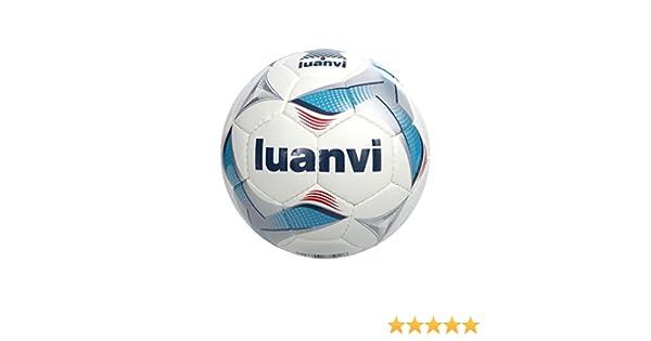 Luanvi Cup Balón, Mujer, Azul Celeste/Marino, 58 cm: Amazon.es ...