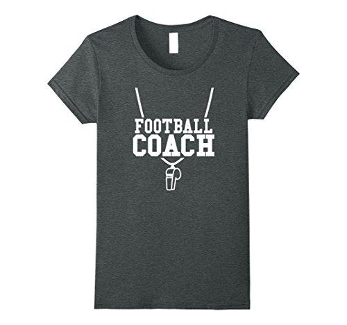 Womens Soccer Football Coach Funny Sports Costume T-Shirt (Dark) Medium Dark (Best Sports Costume Ideas)