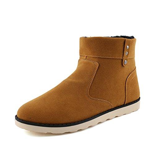 Antideslizante alta los hombres zapatos/Zapatos de los deportes al aire libre/Hombres zapatos de moda B
