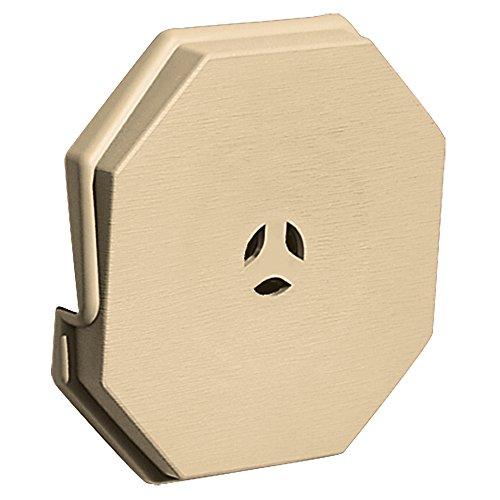 Builders Edge 130110006012 Surface Block 012, Dark Almond (Almond 012 Dark)