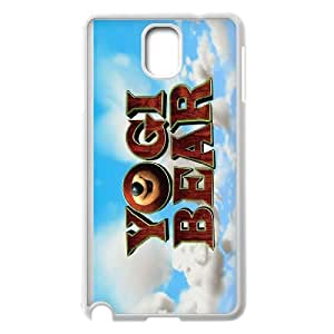 UNI-BEE PHONE CASE For Samsung Galaxy NOTE4 Case Cover -Yogi Bear-CASE-STYLE 2
