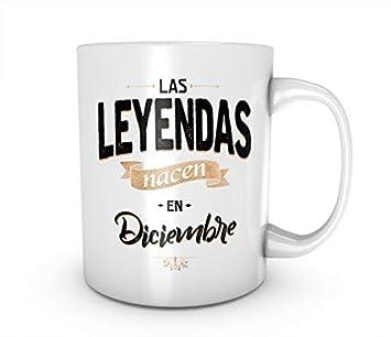 Amazon.com: 659ParkerRob Las Leyendas Nacen en Diciembre ...