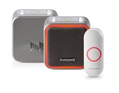 Honeywell RDWL917AX2000/E Series 9 Portable Wireless Doorbell / Door Chime & Push Button