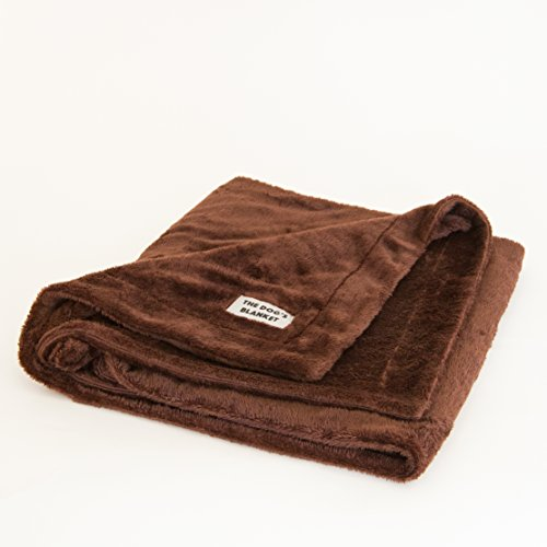 Soft Dog Bed (Brown) - 9