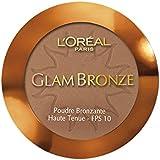 L'Oréal - Poudre compacte Glam Bronze bronzante 11g - 09 Cannelle
