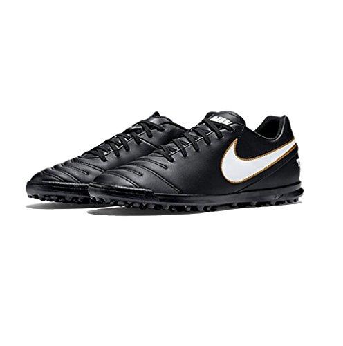Nike Tiempo Tiempo Rio III Mult inocken Fútbol guantes 819237–010 blanco/negro