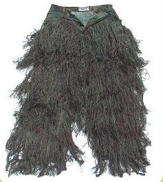 Xxxl Ghillie Suit Pants - 9