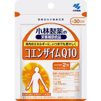 小林製薬 コエンザイムQ10 60粒×6個セット B0748CJJ1Z