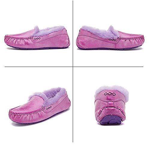 Eu Plates 's Chaud Sed Chaussure 38 Paresseux Chaussures Lady Hiver dxtrCBshQ