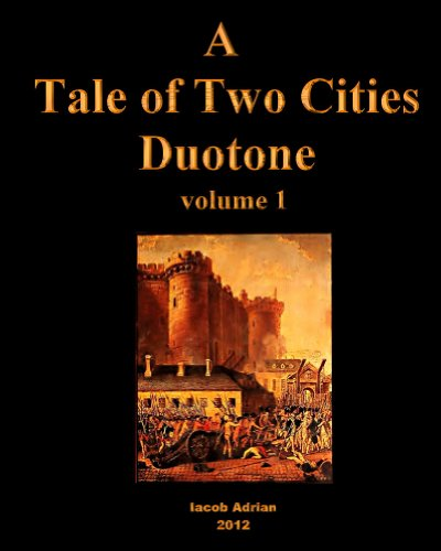 A Tale of Two Cities Duotone, used for sale  Delivered anywhere in USA