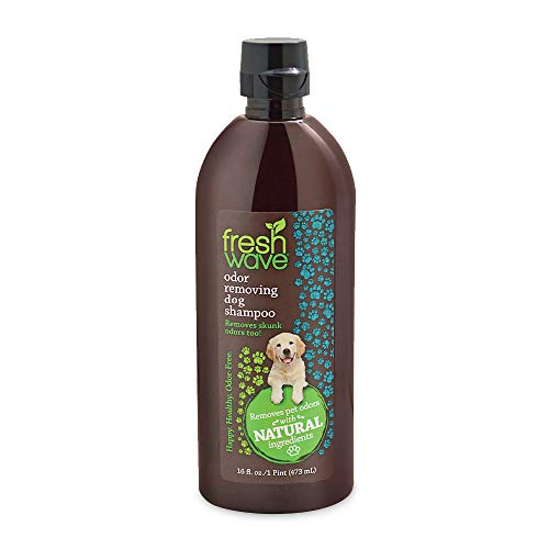 Fresh Wave Odor Removing Dog Shampoo, 16 oz ()