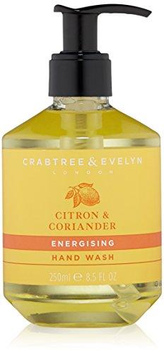 Crabtree & Evelyn Hand Wash, Citron and Coriander, 8.5 Fl Oz