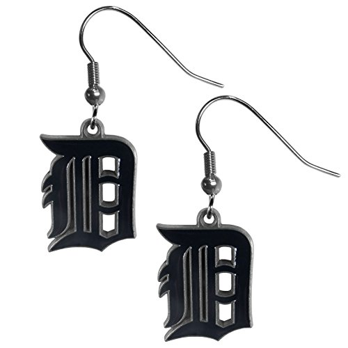 MLB Detroit Tigers Dangle Earrings -