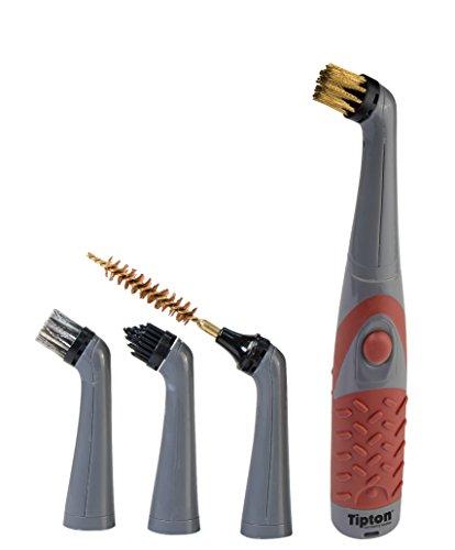 Tipton 110127 Power Clean Electric Gun Cleaning Brush Kit
