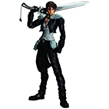 Dissidia Final Fantasy Play Arts KAI Squall Leonhart Figure Square Enix