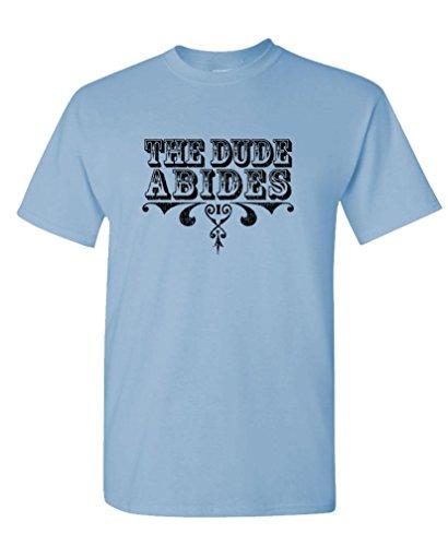 GOOZLER DUDE ABIDES Cotton T Shirt