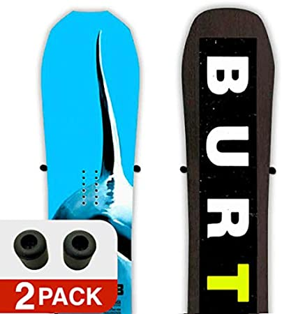 StoreYourBoard Soporte de exhibición de Snowboard Flotante Cinch ...