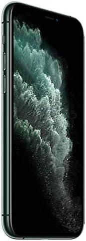 Apple iPhone 11 Pro, 512GB, Unlocked - Midnight Green (Renewed)