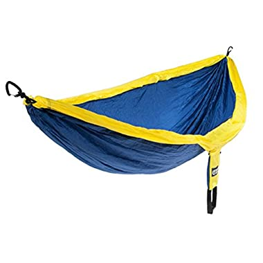 Eagles Nest Outfitters - DoubleNest Hammock, Sapphire/Yellow