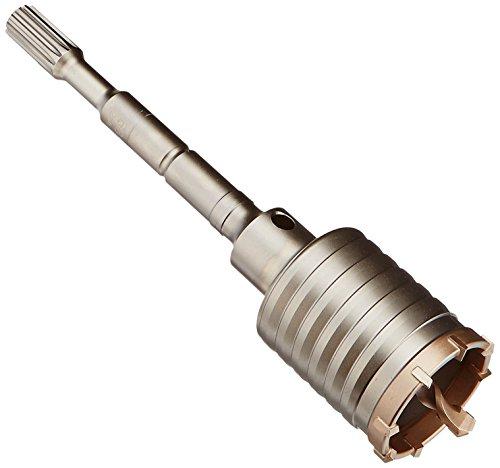 Irwin Tools 325004 Drill Bit, 2-1/2 x 11-3/8, Spline One Piece Masonry Core Bit