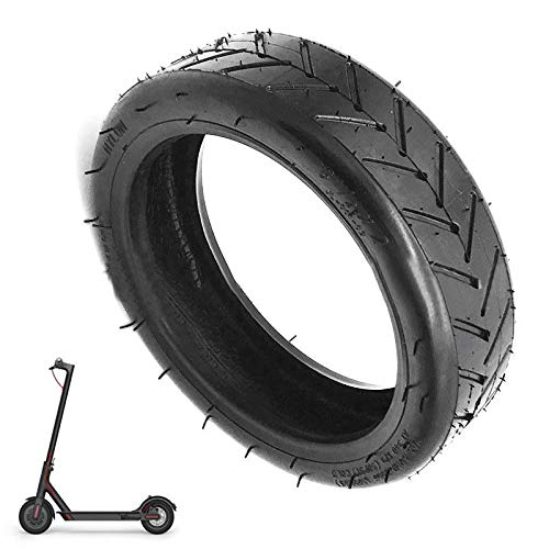 8.5 Outer Tire for Xiaomi M365 Scooter, A Pair of 8 1/2 inch Outer Cover Tyre for Mijia M365 Kickscooter, Electric Scooter DIY Replacement Spare Tire (1 Pack)