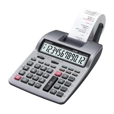 Two Color Printing - Casio 2-Color Printing Calculator