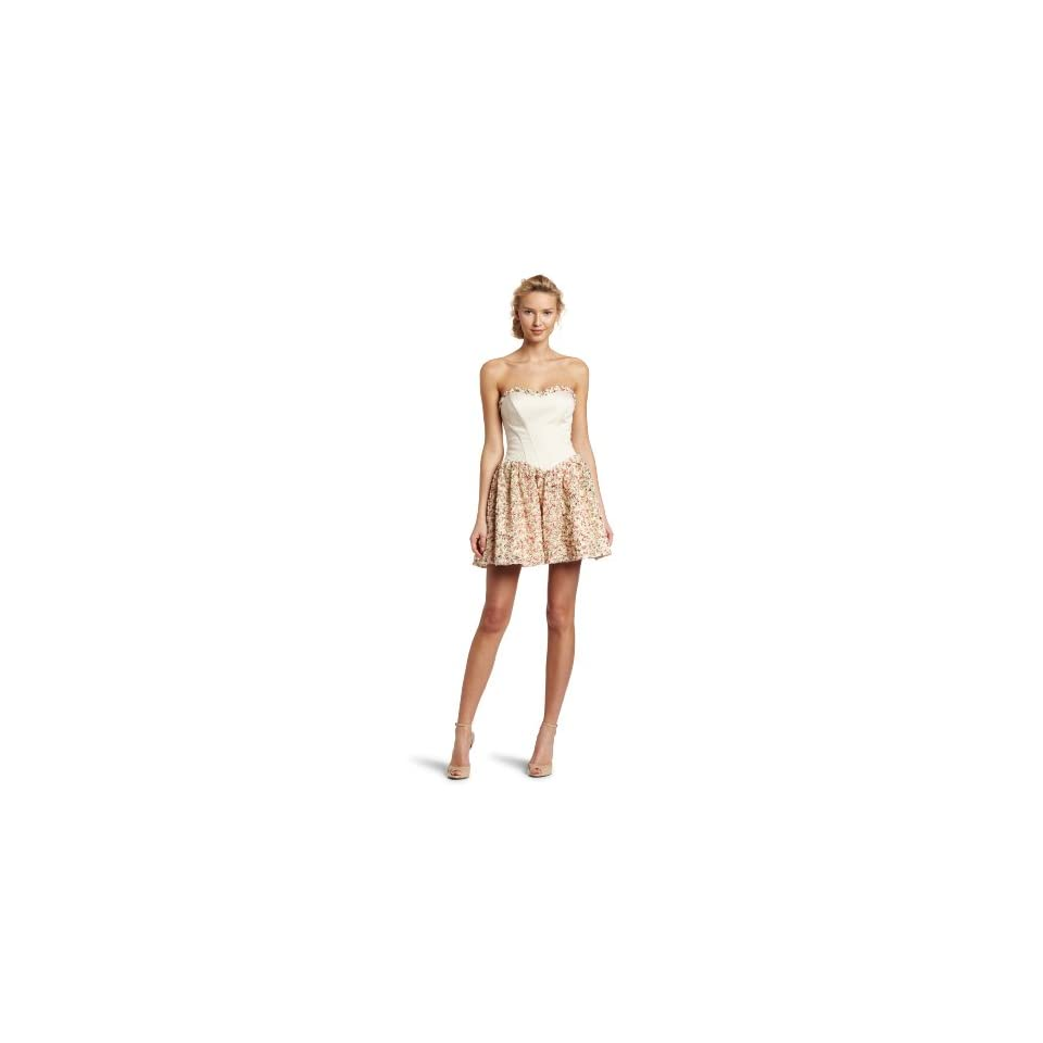 French Connection Womens Lizzie Lace Dress