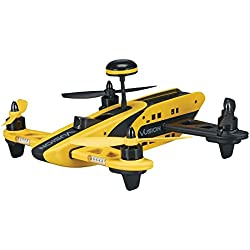 RISE Vusion 250 Extreme First Person View Drone with FPV Race Pack (200mW)