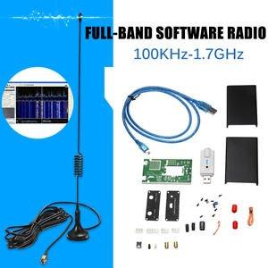 SLB Works Brand New 100KHz-1 7GHz Full-Band Receiver
